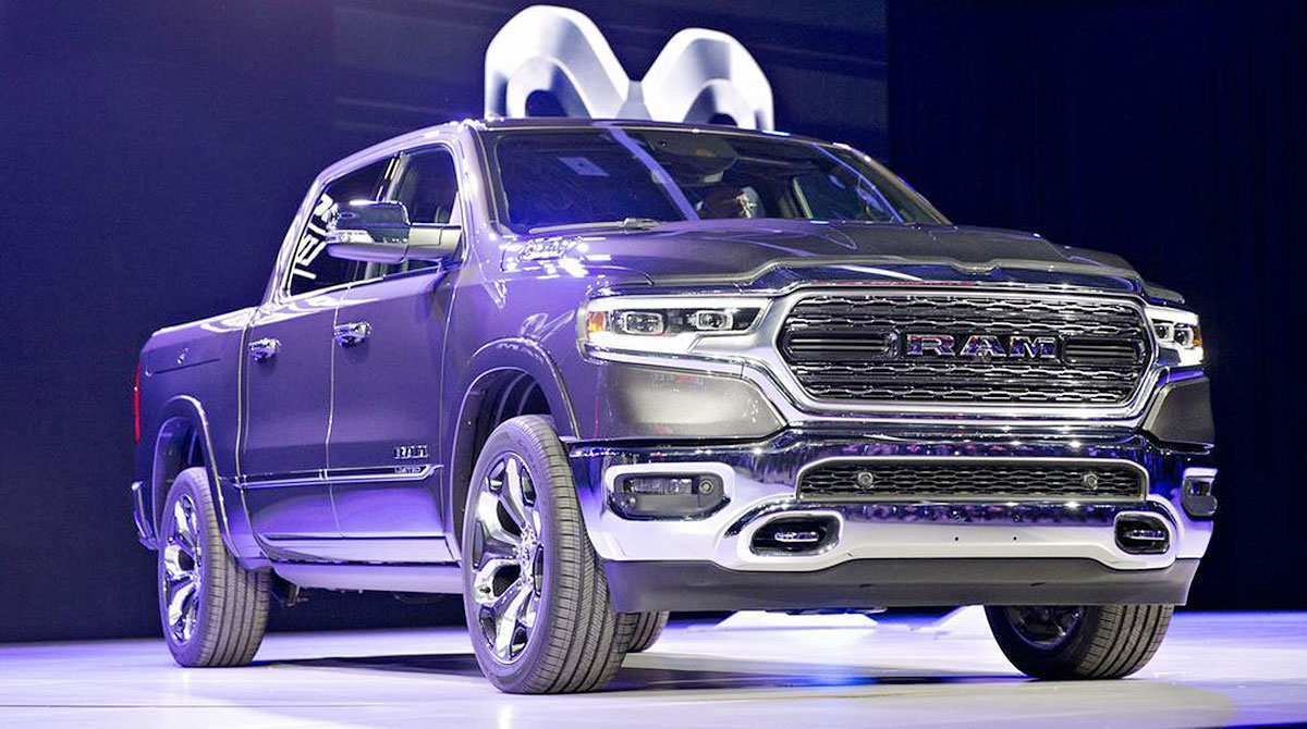 62 A 2019 Dodge Ram Truck Performance And New Engine