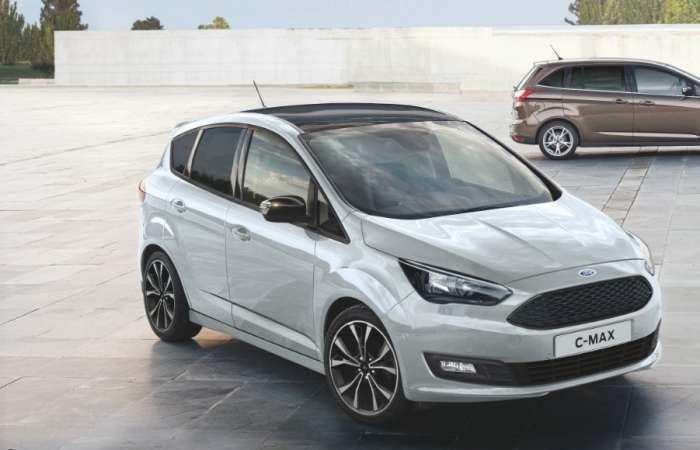 62 A 2019 Ford C Max Redesign And Concept
