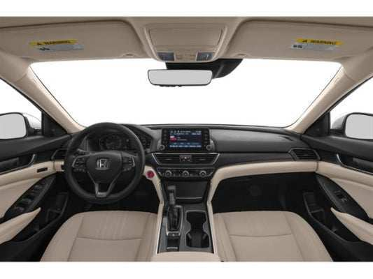 62 A 2019 Honda Accord Sedan Model