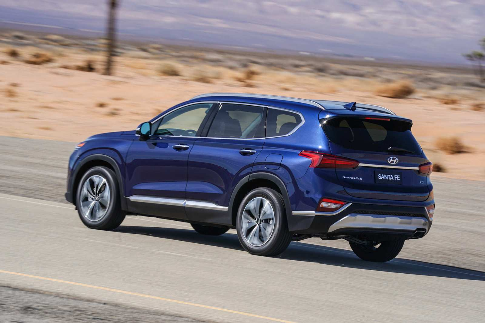 62 A 2019 Hyundai Santa Fe Performance And New Engine