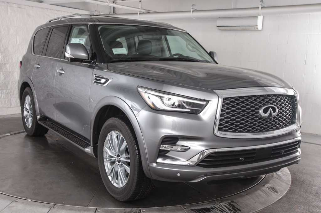 62 A 2019 Infiniti Qx80 Suv Price And Release Date