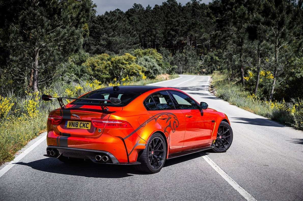 62 A 2019 Jaguar Project 8 Price And Review
