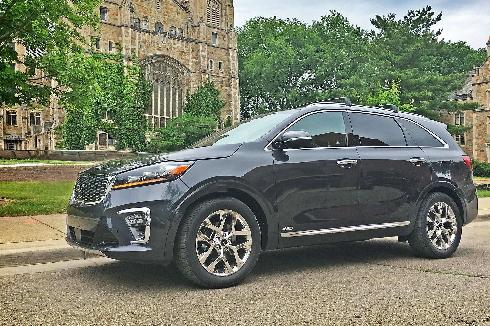 62 A 2019 Kia Sorento Owners Manual Exterior And Interior