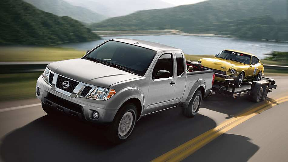 62 A 2019 Nissan Frontier Canada New Review