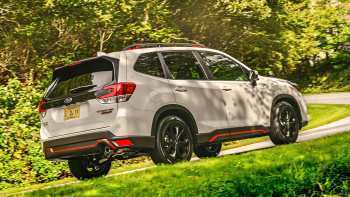 62 A 2019 Subaru Forester Sport 2 Review And Release Date