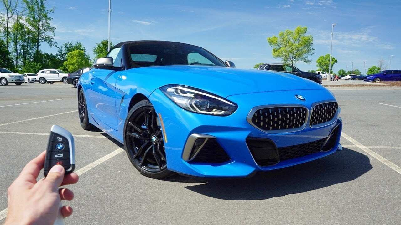 62 A 2020 BMW Z4 Performance