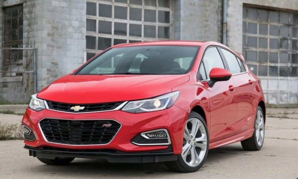 62 A 2020 Chevrolet Cruze Research New