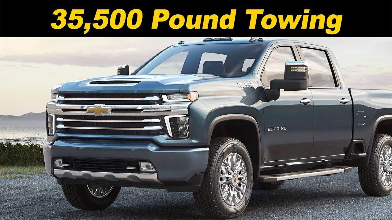 62 A 2020 Chevy 2500Hd Duramax Concept And Review