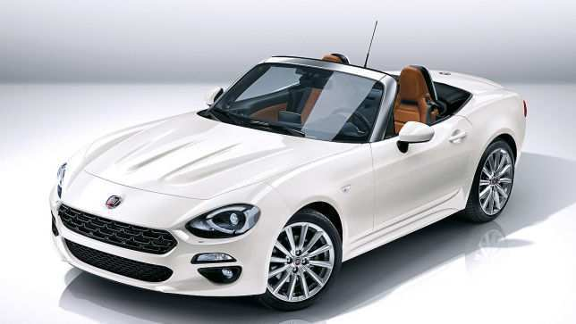 62 A 2020 Fiat Spider Concept