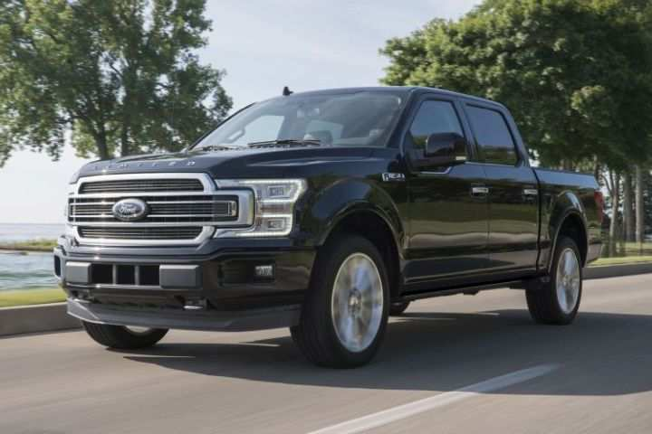 62 A 2020 Ford F150 Overview