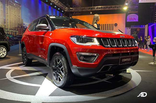 62 A 2020 Jeep Compass Review