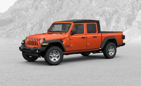 62 A 2020 Jeep Gladiator Redesign