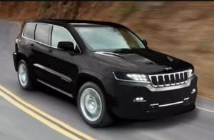 62 A 2020 Jeep Wagoneer New Review