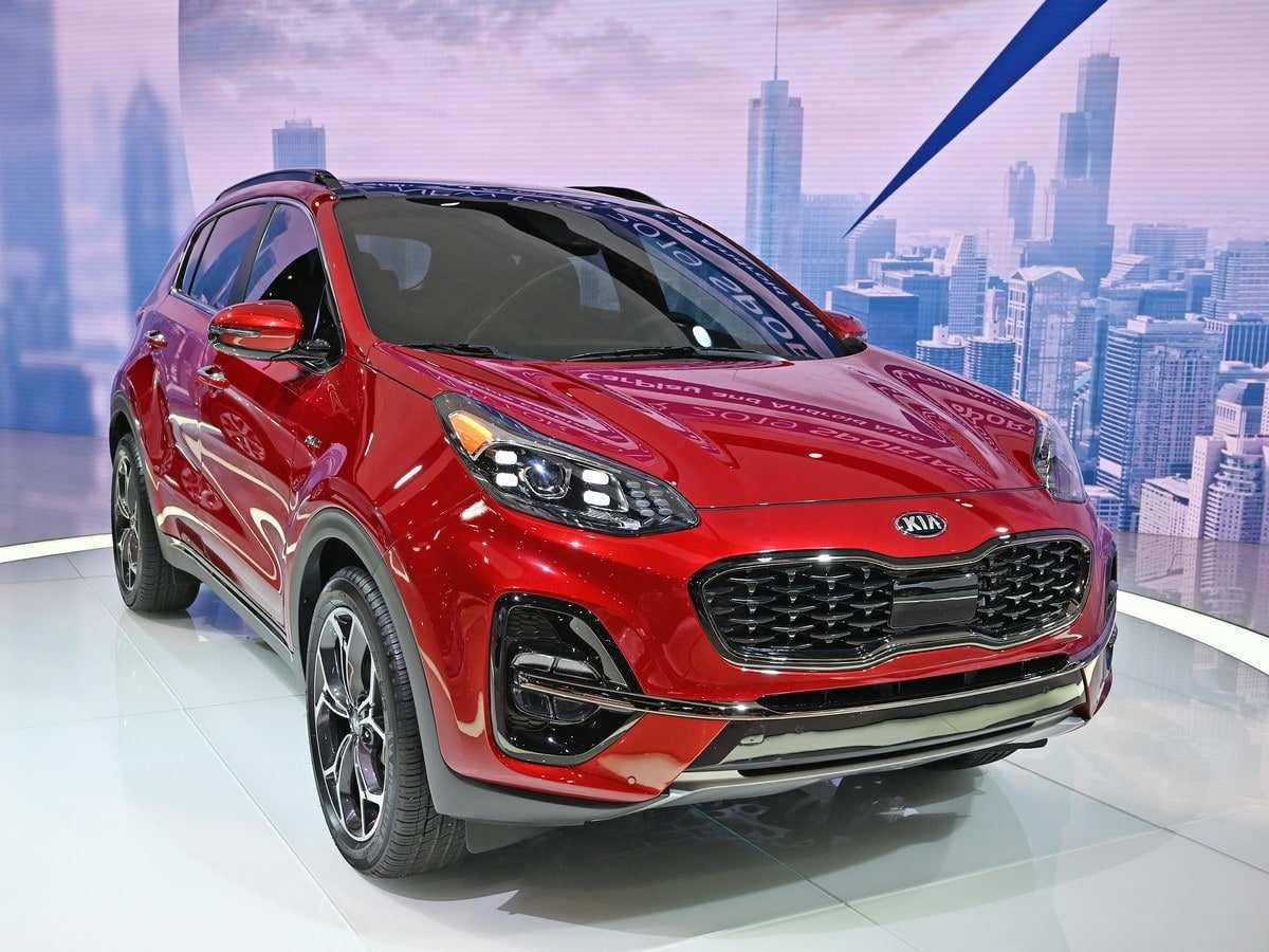 62 A 2020 Kia Sportage Reviews