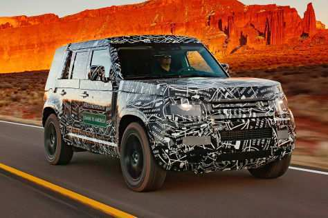62 A 2020 Land Rover Defender Price Design And Review