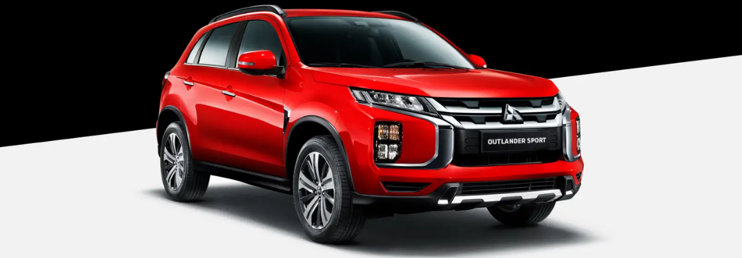 62 A 2020 Mitsubishi Outlander Sport Redesign And Concept