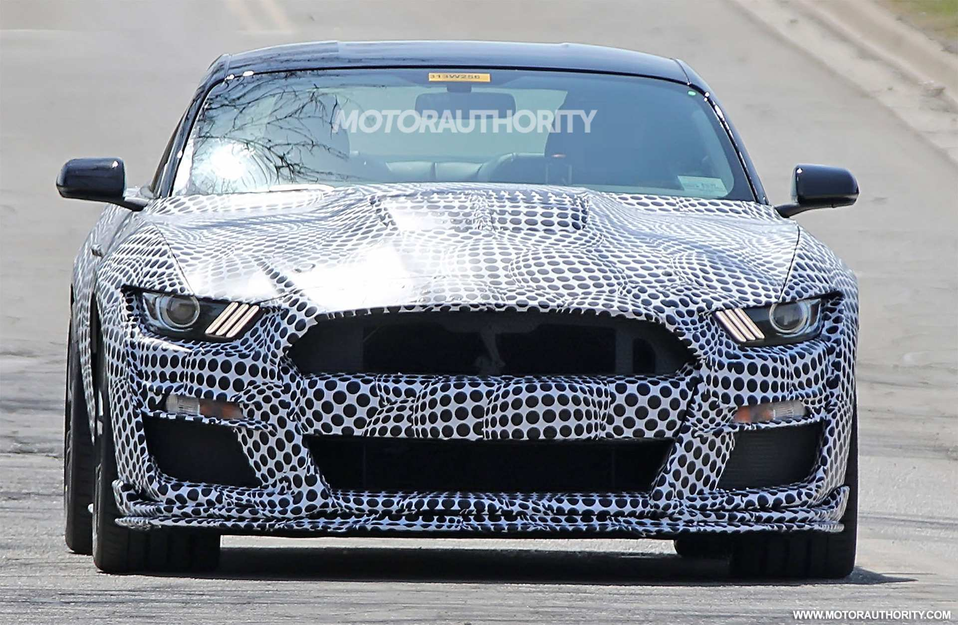 62 A 2020 Mustang Gt500 New Concept