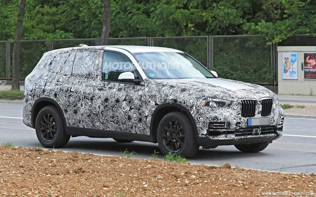 62 A 2020 Next Gen BMW X5 Suv Overview