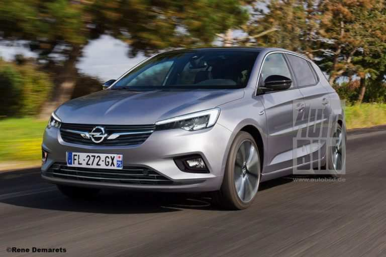 62 A 2020 Opel Astra Review