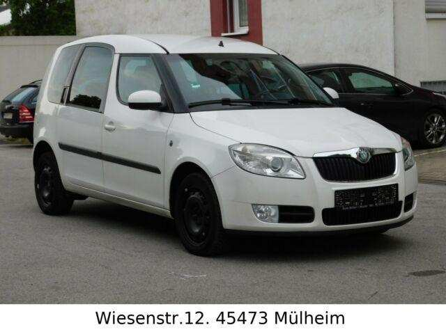 62 A 2020 Skoda Roomster Pricing