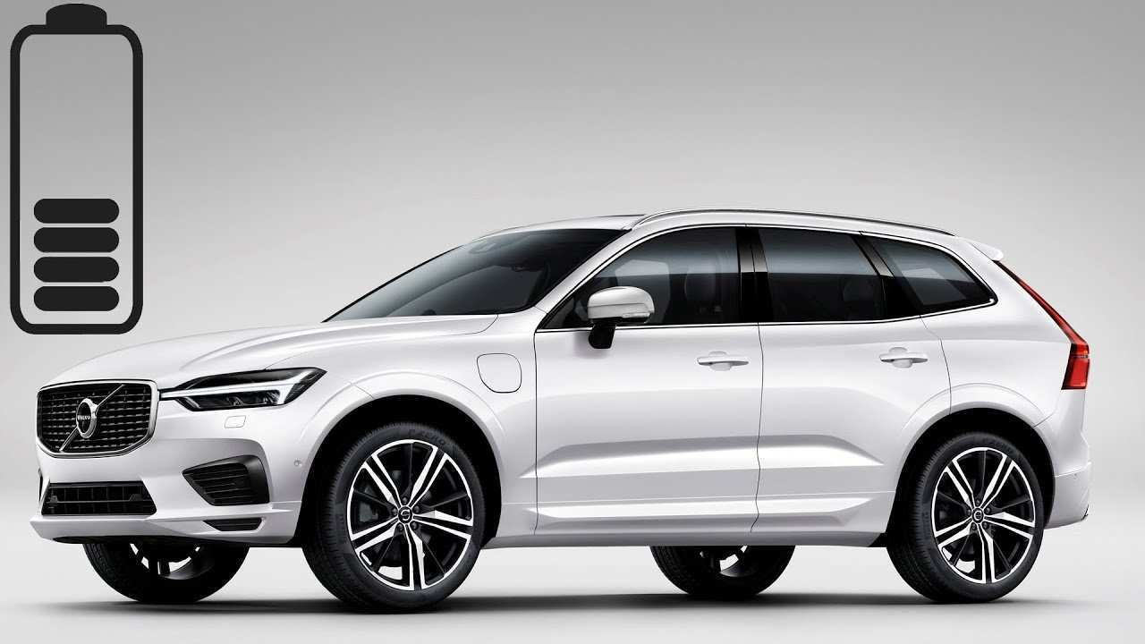62 A Electric Volvo 2019 Photos