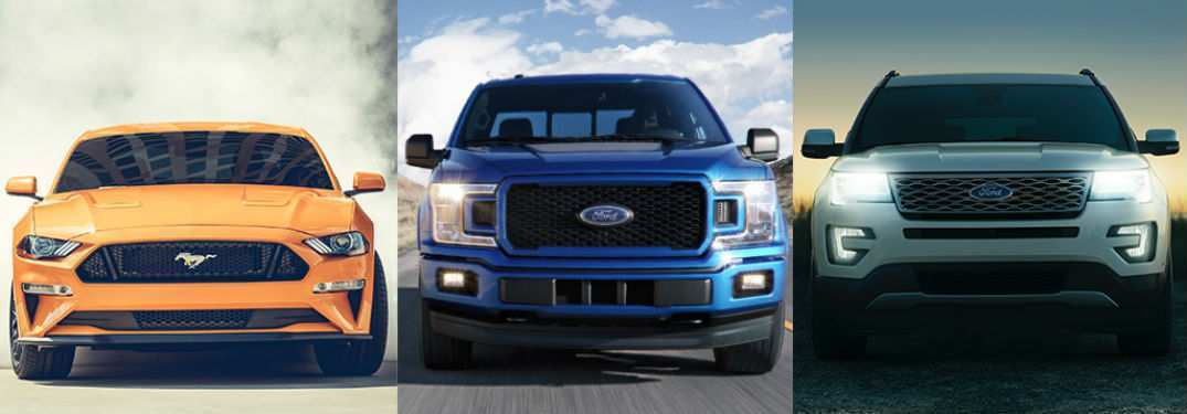 62 A Ford Vehicle Lineup 2020 Photos