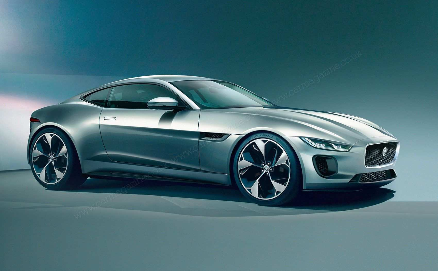 62 A Jaguar Concept 2020 Redesign And Concept