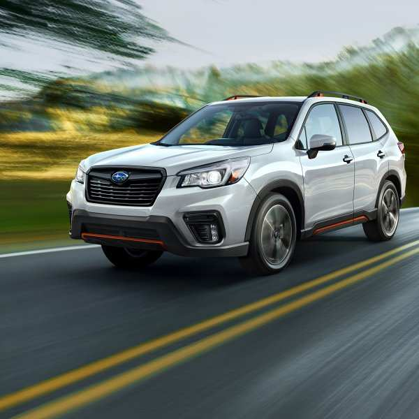 62 A New Generation 2020 Subaru Forester New Concept