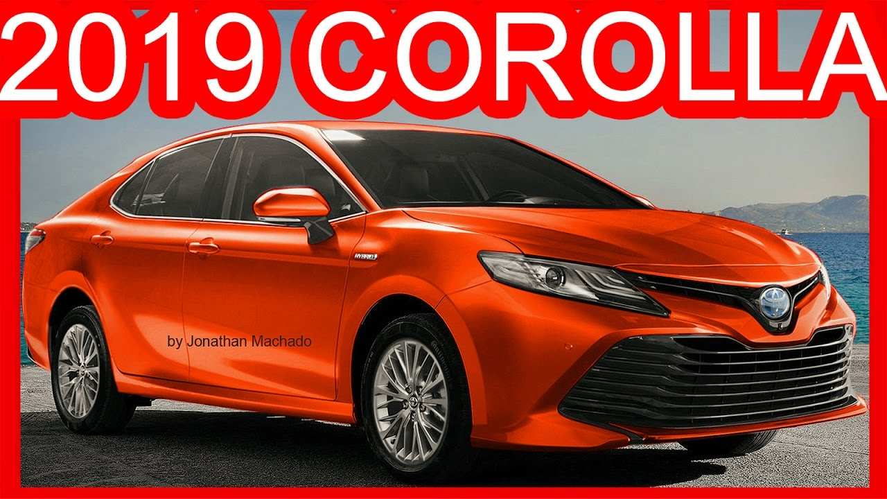 62 A New Toyota 2019 Models Price