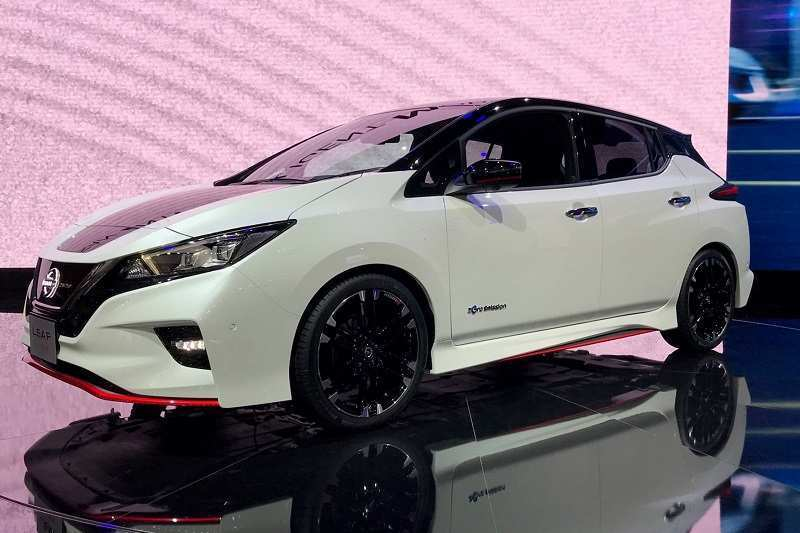 62 A Nissan Leaf 2019 Review Concept And Review