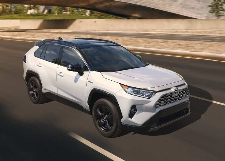 62 A Toyota 2019 New Redesign And Concept