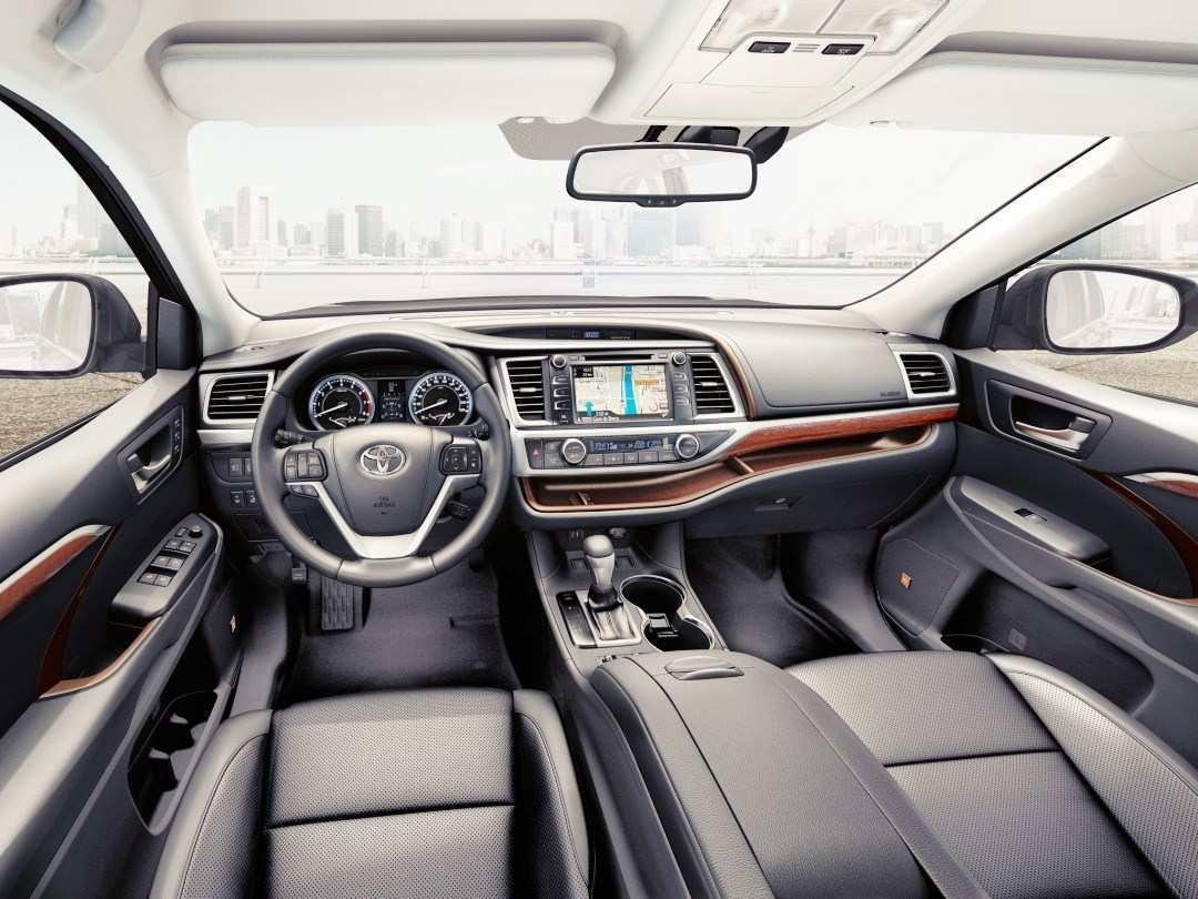 62 A Toyota Kluger 2020 Interior Release Date And Concept