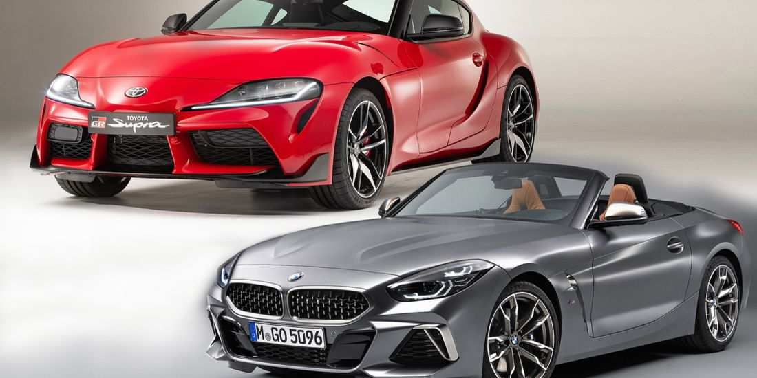 62 A Toyota Supra 2019 Pictures