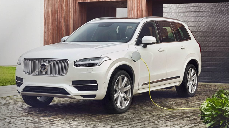 62 A Volvo 2019 Electric Exterior And Interior