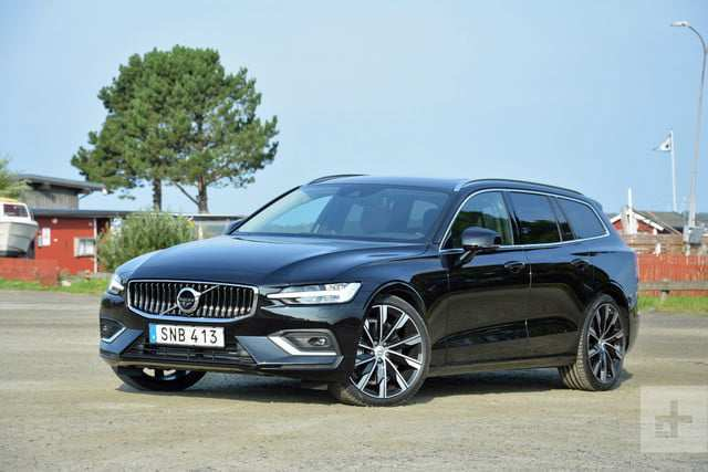 62 A Volvo V60 2019 Redesign And Review
