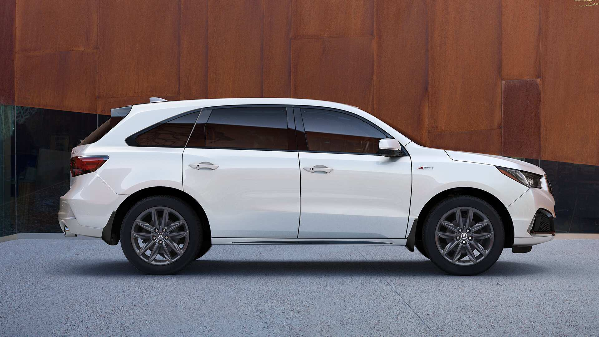62 All New 2019 Acura MDX Ratings