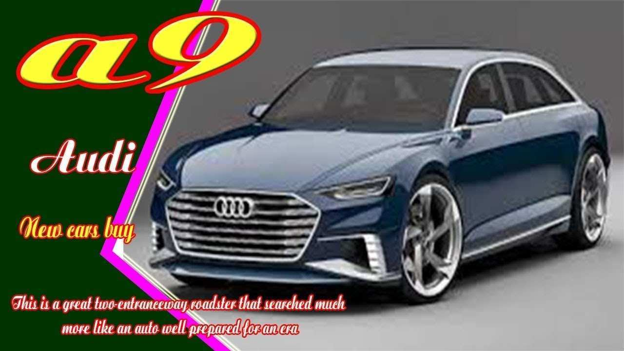62 All New 2019 Audi A9 Concept Performance And New Engine