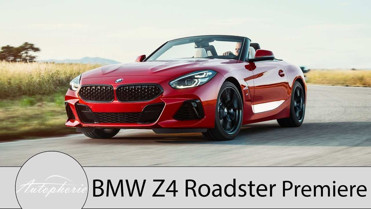 62 All New 2019 BMW Z4 Roadster Ratings