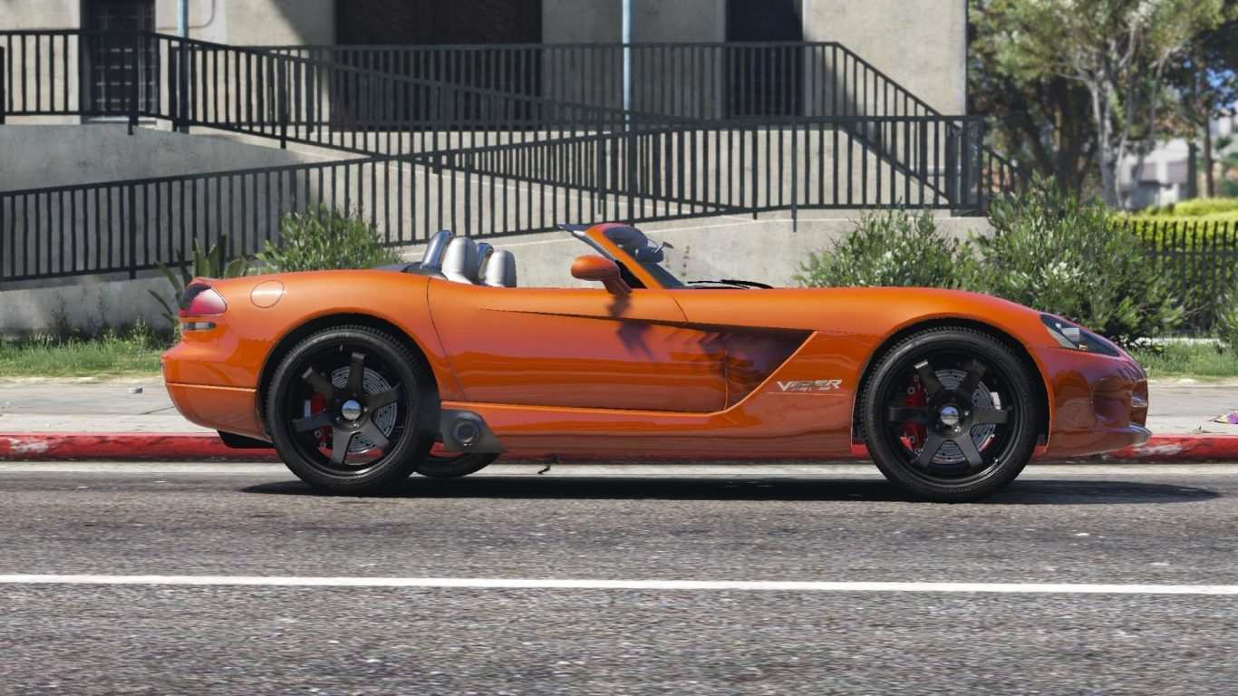 62 All New 2019 Dodge Viper Roadster Rumors