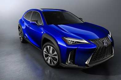 62 All New 2019 Lexus Ux Price Canada Spy Shoot
