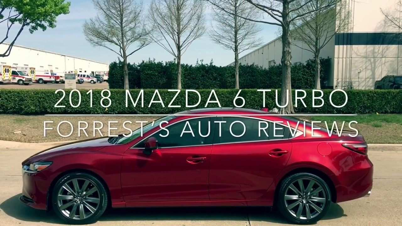 62 All New 2019 Mazda 6 Turbo 0 60 Style