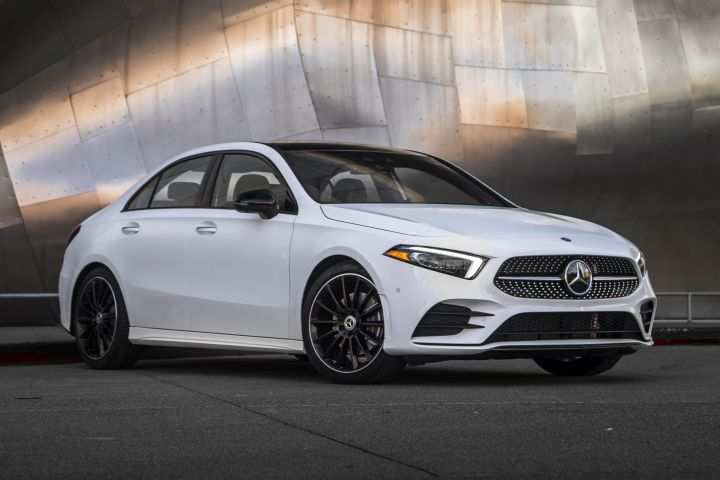 62 All New 2019 Mercedes A Class Usa Concept And Review