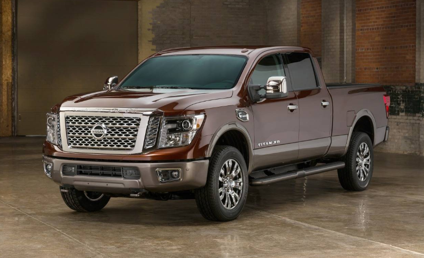 62 All New 2019 Nissan Titan Interior Picture