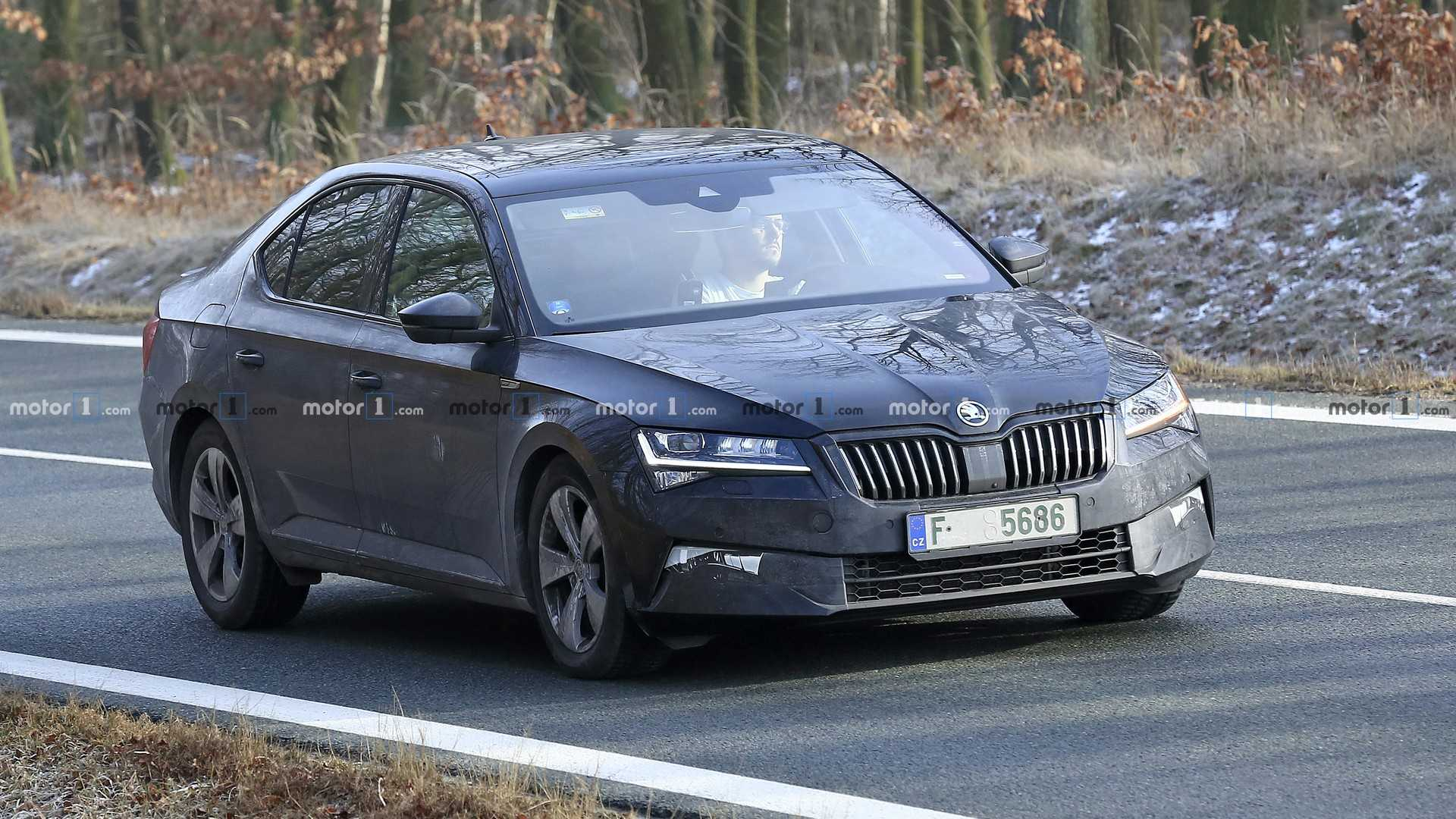 62 All New 2019 Skoda Superb Price And Release Date