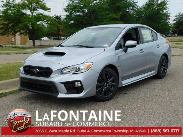 62 All New 2019 Subaru Wrx Specs And Review