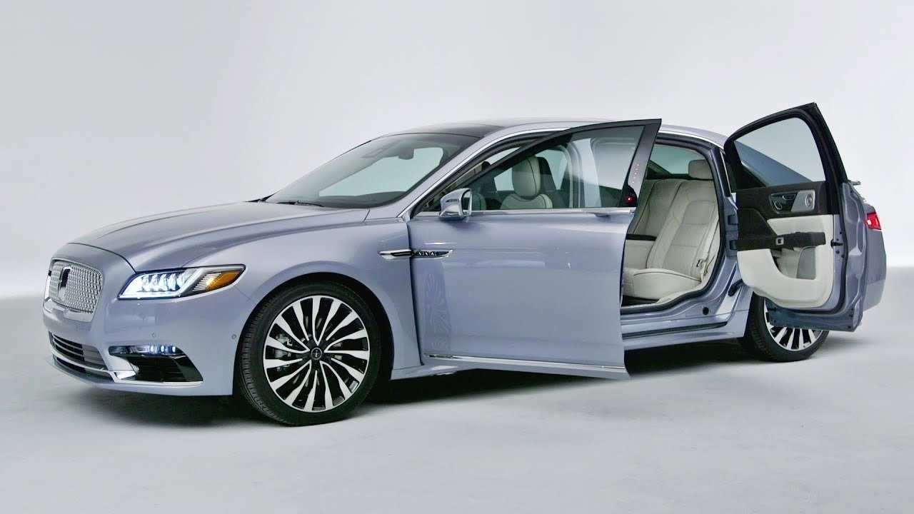 62 All New 2019 The Lincoln Continental Configurations