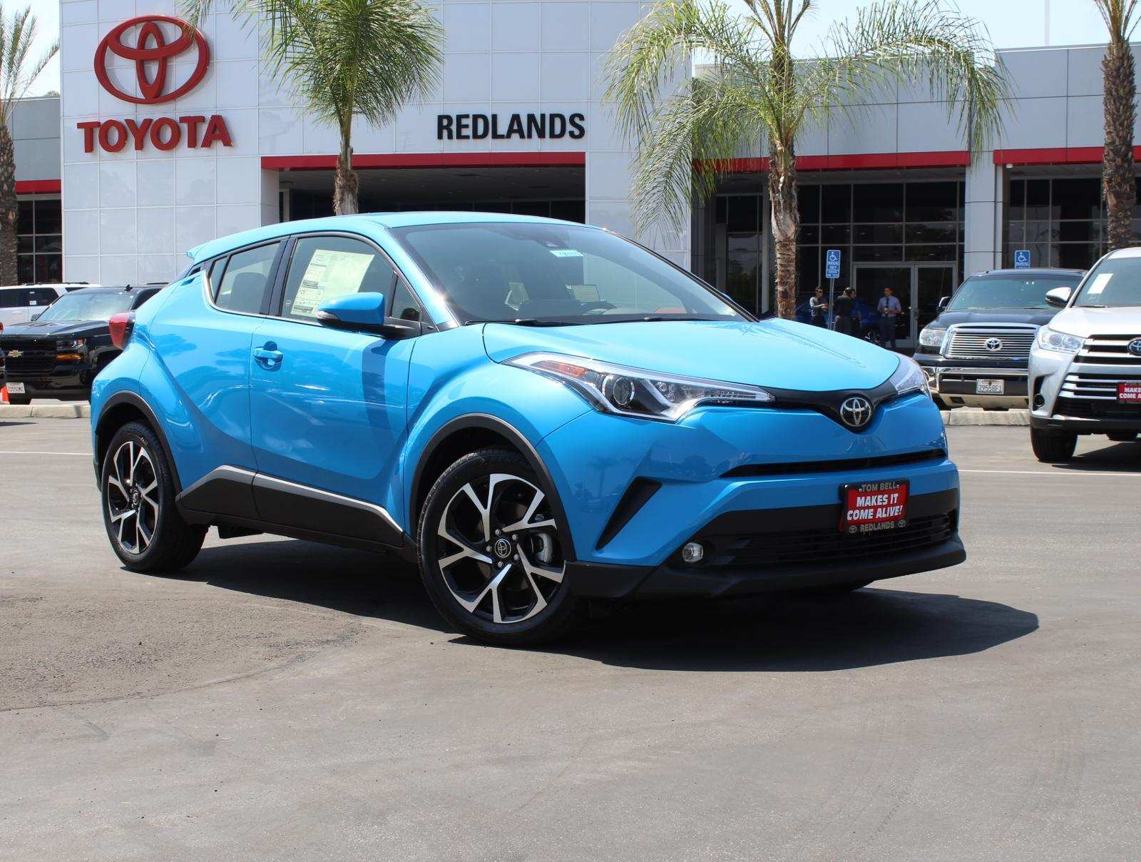 62 All New 2019 Toyota C Hr Compact Redesign And Concept