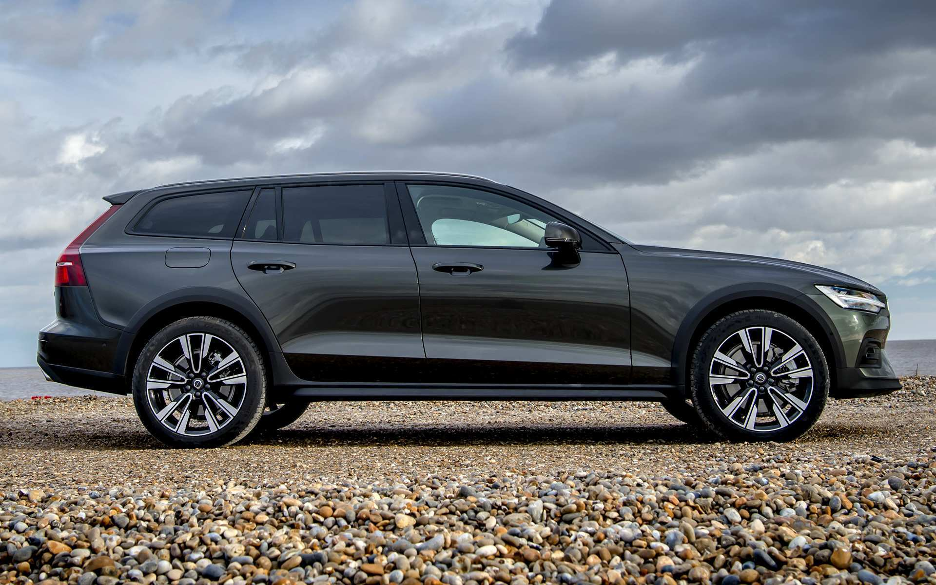 62 All New 2019 Volvo V60 Cross Country New Model And Performance