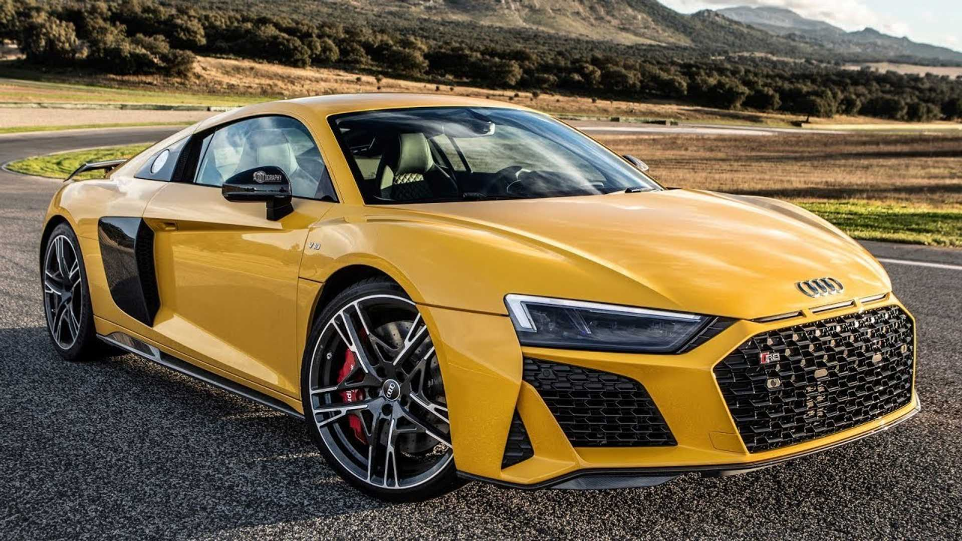 62 All New 2020 Audi R8 V10 Spyder Research New