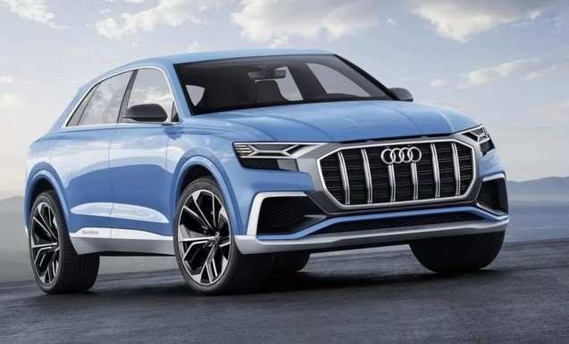 62 All New 2020 Audi Sq5 New Concept